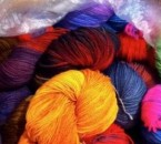 Damselfly Yarn
