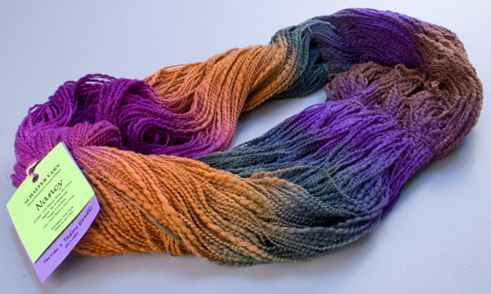 painted skein