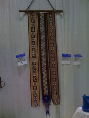 Laverne Waddington's Weaving