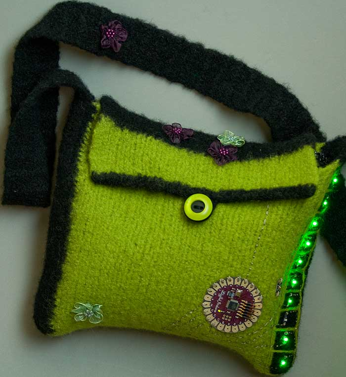 Knitty Know-it-all Bag