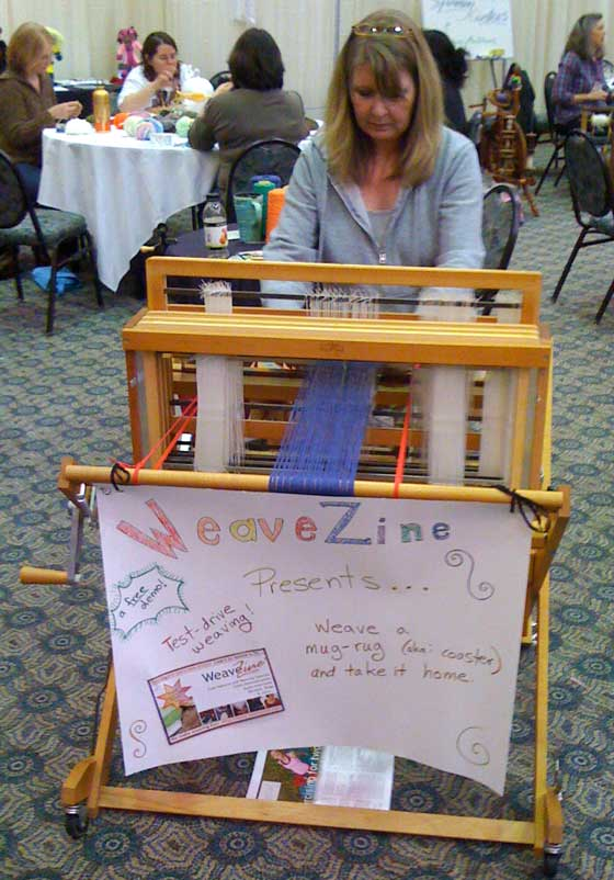 Weaving Demo